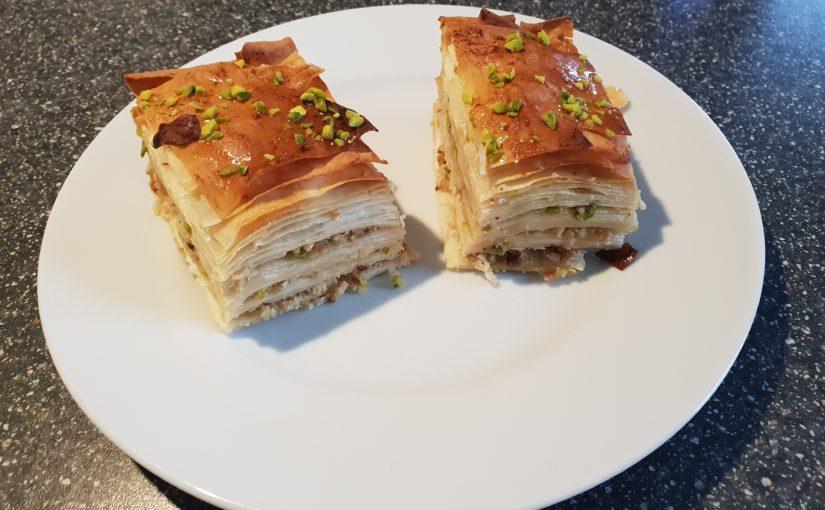 Baklava – Türkische Süßspeise