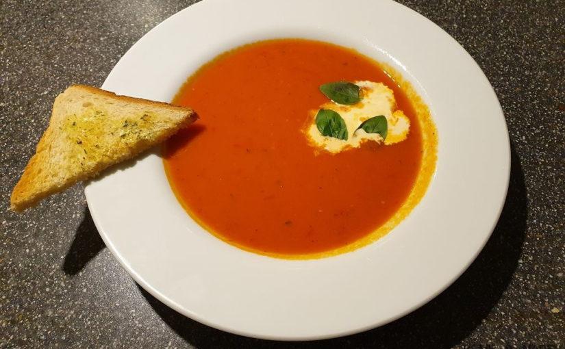Tomatensuppe – schnell und einfach